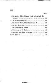 Geistliche Lieder und Gedichte: Als Manuscript für Freunde gedruckt