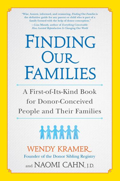 Download Finding Our Families Book