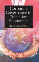 Corporate Governance in Transition Economies PDF