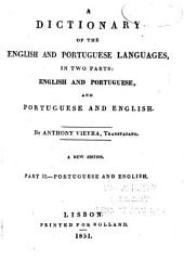 A dictionary of the English and Portuguese languages: Volume 2