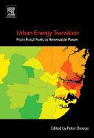 Urban Energy Transition PDF