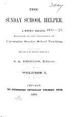 The Sunday School Helper
