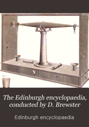 The Edinburgh Encyclopaedia Conducted By D Brewster Book PDF