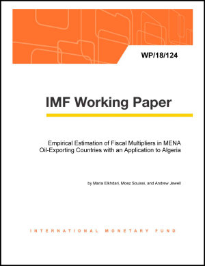 Empirical Estimation of Fiscal Multipliers in MENA Oil Exporting Countries with an Application to Algeria