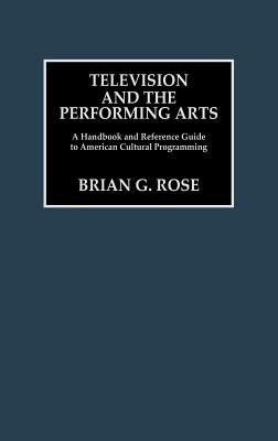 Television and the Performing Arts