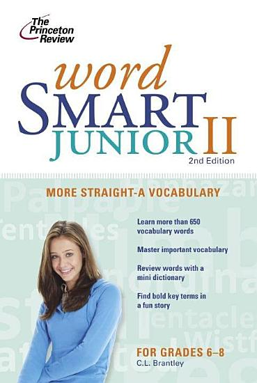 Word Smart Junior II  2nd Edition PDF