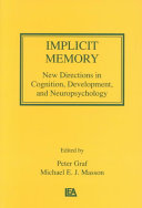 Implicit Memory PDF