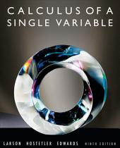 Calculus of a Single Variable: Edition 9