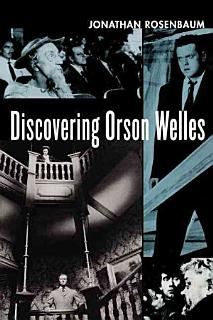 Discovering Orson Welles Book