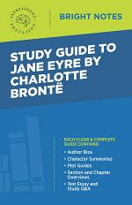 Study Guide to Jane Eyre by Charlotte Brontë