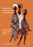 Alternative Performativity of Muslimness PDF