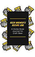 Beer Brewer s Log PDF