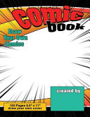 2 Draw Your Own Comic Book and Create Your Own Cover PDF