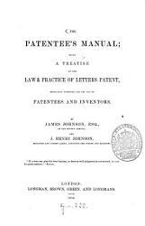 The Patentee s Manual PDF