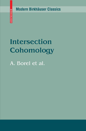 Intersection Cohomology