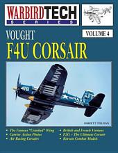 Vought F4U Corsair - WarbirdTech Vol 4