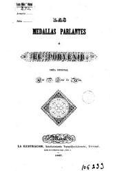 Las medallas parlantes ó el porvenir: Volumen 1