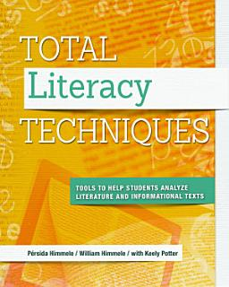 Total Literacy Techniques Book
