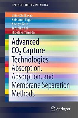 Advanced CO2 Capture Technologies