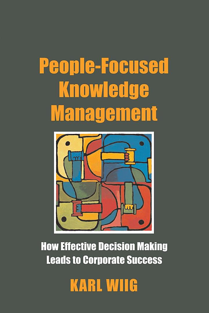 People-Focused Knowledge Management