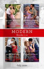 Modern Box Set 1-4 July 2021/The Billion-Dollar Bride Hunt/Secrets of Cinderella's Awakening/The Innocent Carrying His Legacy/My Forbidden Ro