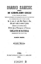 Diario Sanese Opera