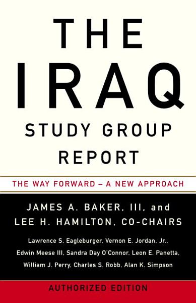 Download The Iraq Study Group Report Book