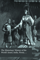 The Historians' History of the World: Israel, India, Persia, Phoenicia, Minor nations of western Asia