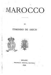 Marocco di Edmondo De Amicis