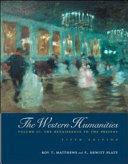 Readings in the Western Humanities