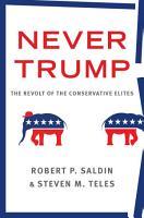 Never Trump PDF