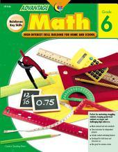 Advantage Math, Gr. 6, eBook