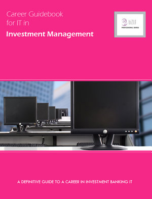 Career Guidebook for It in Investment Management PDF