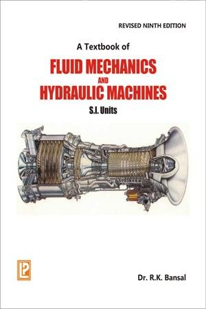 A Textbook Of Fluid Mechanics And Hydraulic Machines 2