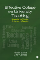 Effective College and University Teaching