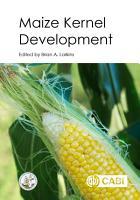 Maize Kernel Development PDF