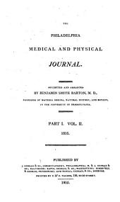 Barton's Medical Journal: Volume 2