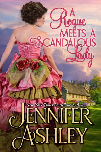 Download A Rogue Meets a Scandalous Lady Book