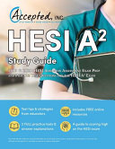 HESI A2 Study Guide 2019 And 2020 Book