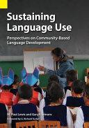 Sustaining Language Use PDF