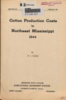 Cotton production co PDF