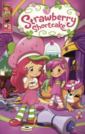 Strawberry Shortcake Vol.2 Issue 3: Volume 2, Issue 3