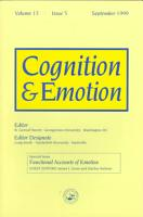 Functional Accounts of Emotion PDF