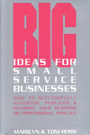 Big Ideas for Small Service Businesses PDF