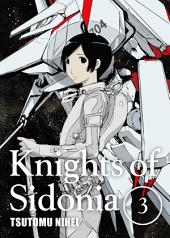 Knights of Sidonia: Volume 3