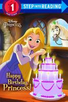 Happy Birthday  Princess   Disney Princess  PDF