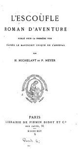 L'escoufle; roman d'aventure: Numéro33