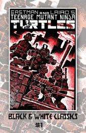 Teenage Mutant Ninja Turtles: Black & White Classics #1