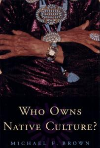 Who Owns Native Culture  PDF