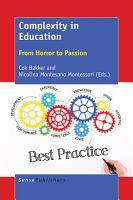 Complexity in Education PDF